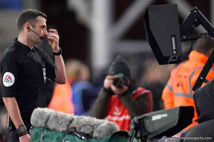 Premier League Officials To Start Using Pitch-Side VAR Monitors