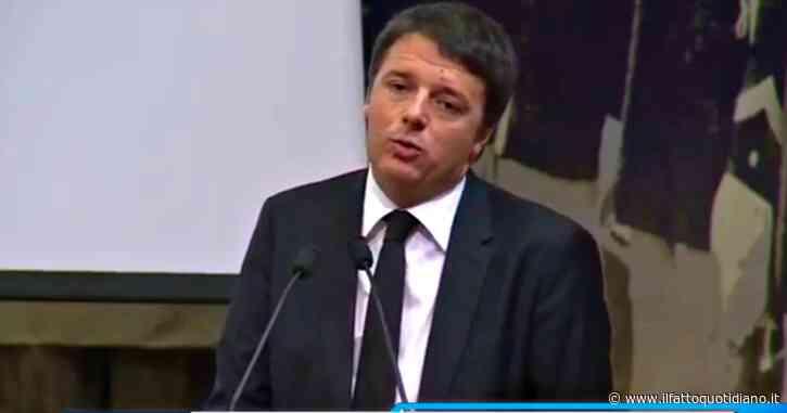 """Corruzione, quando Renzi diceva: """"Inaccettabile che il reato si prescriva. Le pene? Da aumentare"""""""