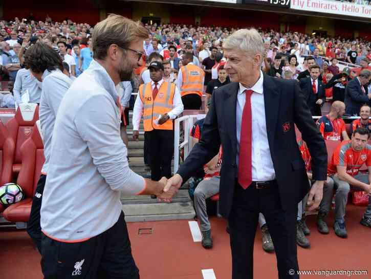 Jurgen Klopp reveals Liverpool transformation in Arsene Wenger interview