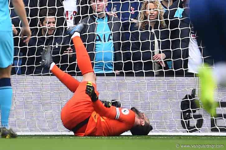 Mourinho anticipates Lloris return in early February