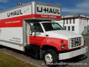 U-Haul ranking indicates growth in Chatham