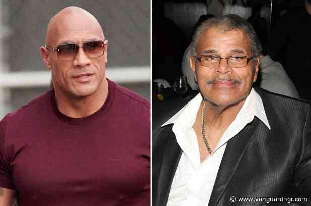Dwayne 'The Rock' Johnson breaks silence on father Rocky's death