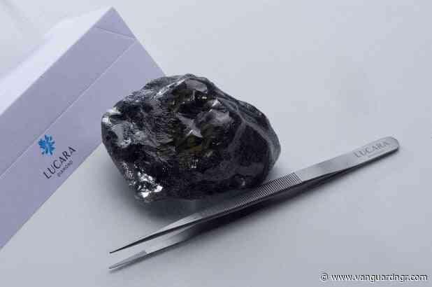 Luxury retailer Louis Vuitton buys world's second-largest rough diamond