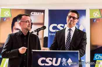 Wie sich Coburgs CSU Mut macht für den Wahlkampf