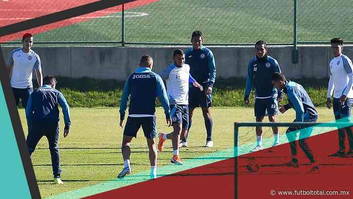 El probable 11 de Cruz Azul ante Atlético de San Luis