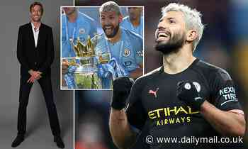 CROUCH: It's time to give Sergio Aguero the recognition he deserves as Man City's best ever signing