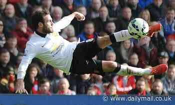 Juan Mata intent on creating new Anfield memories