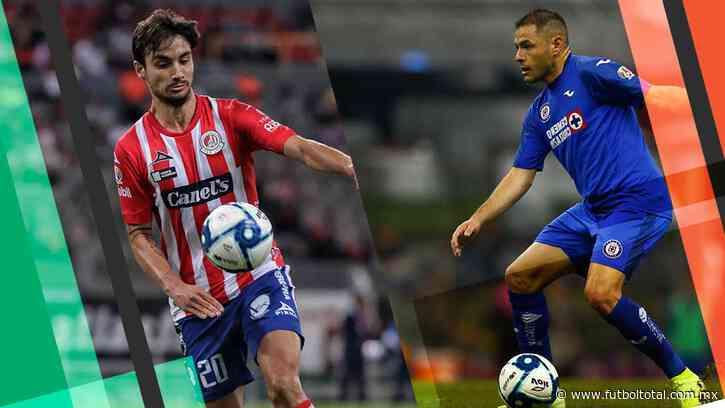 Atlético de San Luis 1-1 Cruz Azul | EN VIVO | Jornada 2 | Liga MX