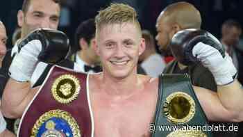 Boxen: Zwei WM-Kämpfe mit Hamburger Boxern