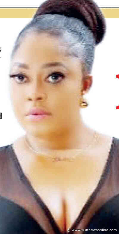 Why I can't  hide my curves  –Biodun Okeowo, actress