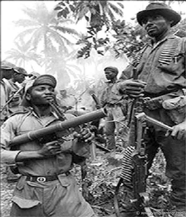 The Biafran War: My Memoires