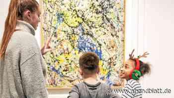 Unterricht: Bucerius Kunst Forum: Jugendliche erklären Kindern Malerei