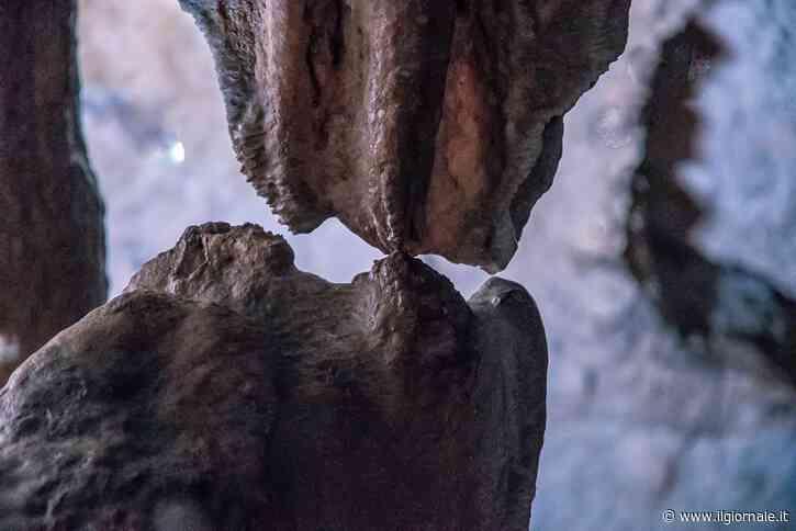"""Quel """"bacio"""" tra le rocce atteso da 20mila anni"""