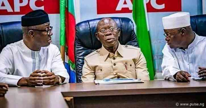 'APC won't be in power forever,' Oshiomhole speaks on Supreme Court judgement