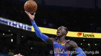 Basketball: Schröder verliert in der NBA gleich zweimal: Spiel und Zahn