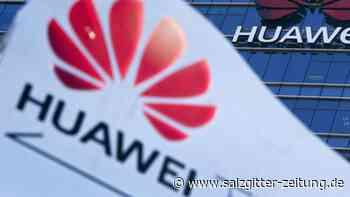 Chinesischer Telekomausrüster: Seehofer: 5G-Netz ohne Huawei kurzfristig wohl nicht machbar
