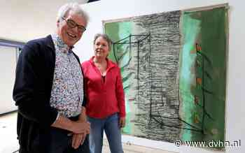 Jonge kunstenaars tonen hun talent in boerderij in Wessinghuizen