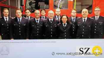 Neue Führungsriege bei der Feuerwehr Schandelah