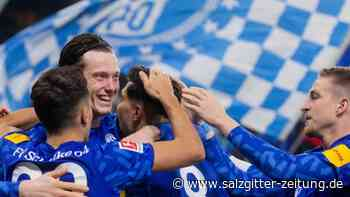 Starker Rückrunden-Auftakt: Schalke das bessere Gladbach?