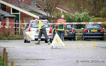 Brandweer rukt uit voor gaslek in Groningen