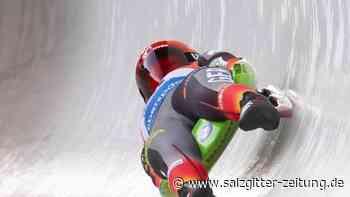 Weltcup in Lillehammer: Rodlerin Taubitz verfehlz EM-Titel