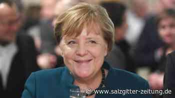 Edel-Fan: Kanzlerin drückt Handballern für EM die Daumen