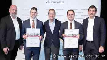 Einer der weltweit besten VW-Azubis kommt aus Braunschweig