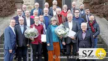 Erster Ehrenamtspreis auf Schloss Wolfsburg verliehen