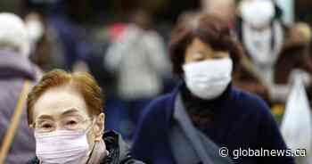 Chinese officials identify 4 more cases of viral pneumonia