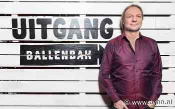Rob Stenders (Radio 2) wint de Pop Media Prijs 2020 tijdens Eurosonic Noorderslag