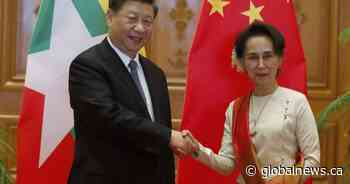 China signs raft of agreements with Myanmar to accelerate infrastructure projects