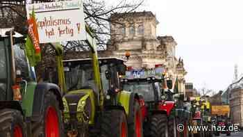 """""""Wir haben es satt!"""": Tausende marschieren gegen Agrarindustrie"""