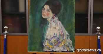Long-lost Gustav Klimt painting found hidden in wall authentic, officials say