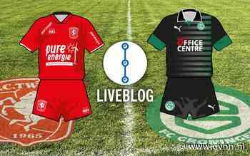 Liveblog: Hoe komt FC Groningen de winterstop uit? Volg hier de uitwedstrijd tegen FC Twente