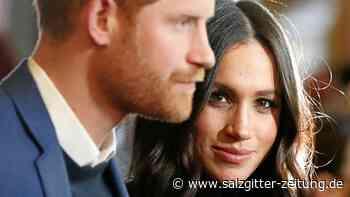 Königshaus: Harrys und Meghans Rückzug: Palast erkennt royalen Titel ab