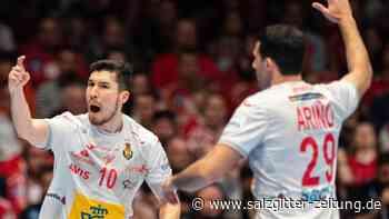 Handball-Europameisterschaft: Spanien weiter auf Kurs Halbfinale