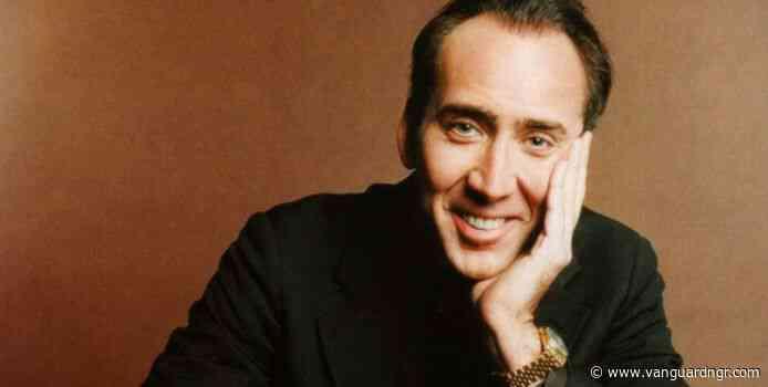 Nicolas Cage to star as Nicolas Cage in movie about Nicolas Cage