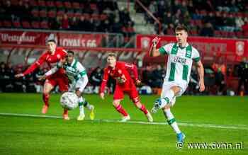 FC Groningen gaat tegen FC Twente op zelfde voet verder als voor de winterstop; weinig problemen, weinig kansen, 0-0