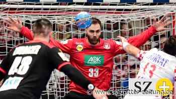 Handball-EM: Deutschland verspielt gegen Kroatien die Finalchance