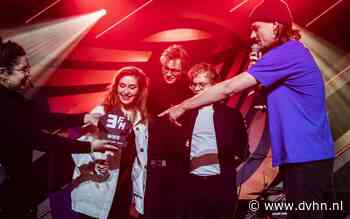 Nederlandse indiepopband Wies ontvangt 3FM Talent Award tijdens Noorderslag