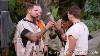 Dschungelcamp Tag 9: Das große Schlemmen