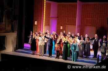 Stehende Ovationen für Coburger Musical-Erstaufführung
