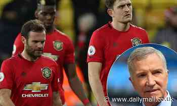 Souness slams Manchester United stars for their inconsistency ahead of Liverpool clash