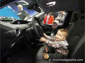 Montreal car show pulls in the dreamers