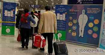 China reports 17 more cases of viral pneumonia ahead of Lunar New Year travel