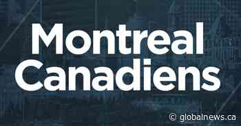 Canadiens edge Golden Knights 5-4 in a shootout