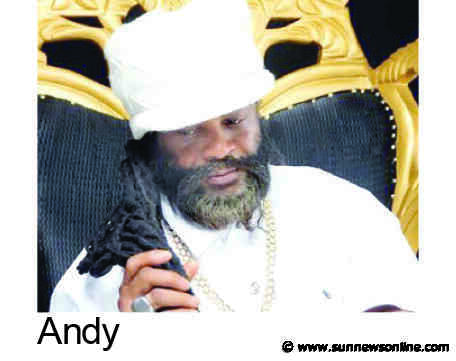 Andy Shurman returns withStop the oppressors