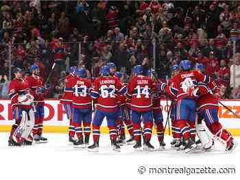 Canadiens Game Day: Habs head into their bye week on a high