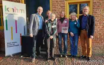 Voedselpark Slochteren wint de Kern met Pit trofee in Groningen