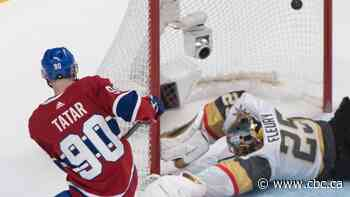 Canadiens hold off Vegas as Tomas Tatar notches dramatic SO winner